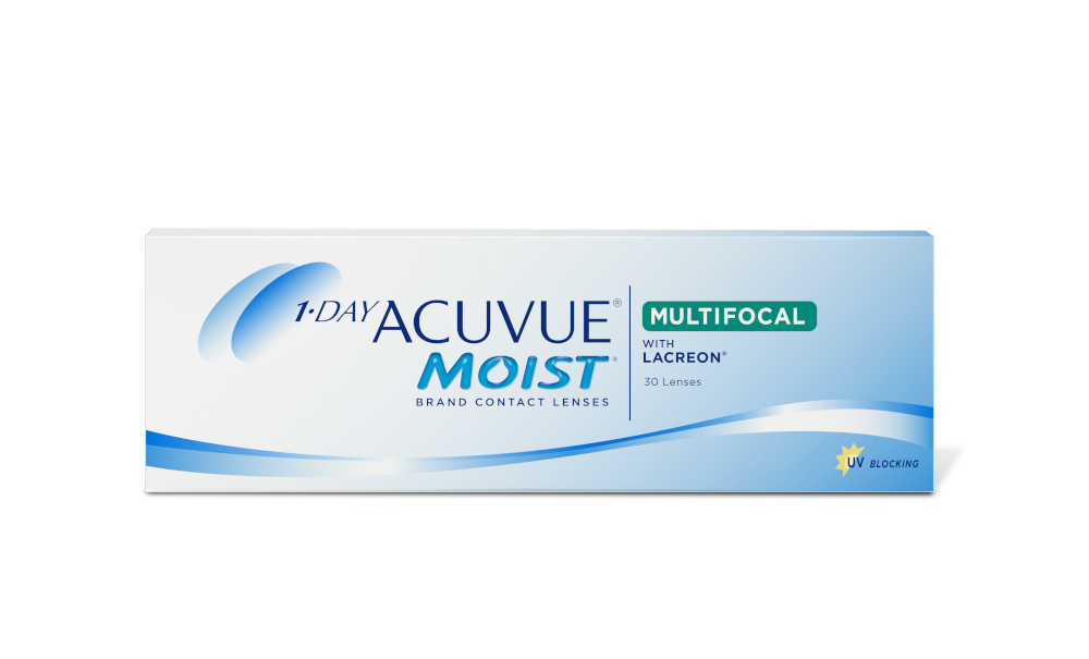 1DAY ACUVUE MOIST for PRESBYOPIA