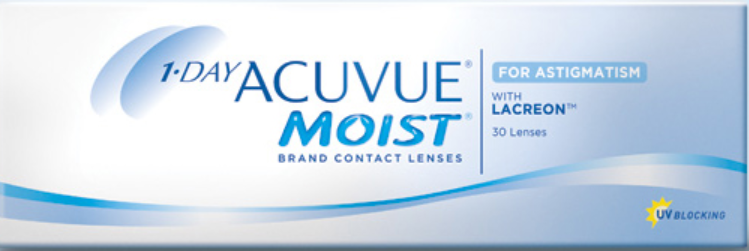 MOIST AST 1DAY ACUVUE