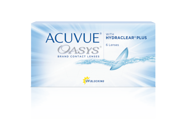 ACUVUE OASYS 6PCK
